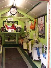 BSA Ariel 3 Museum
