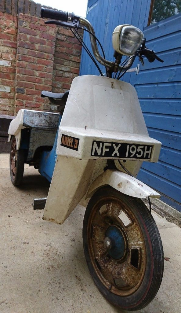 NFX 195 H