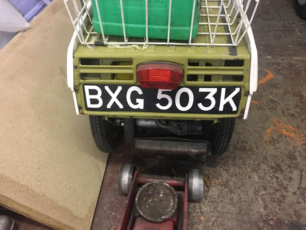 BXG 503 K
