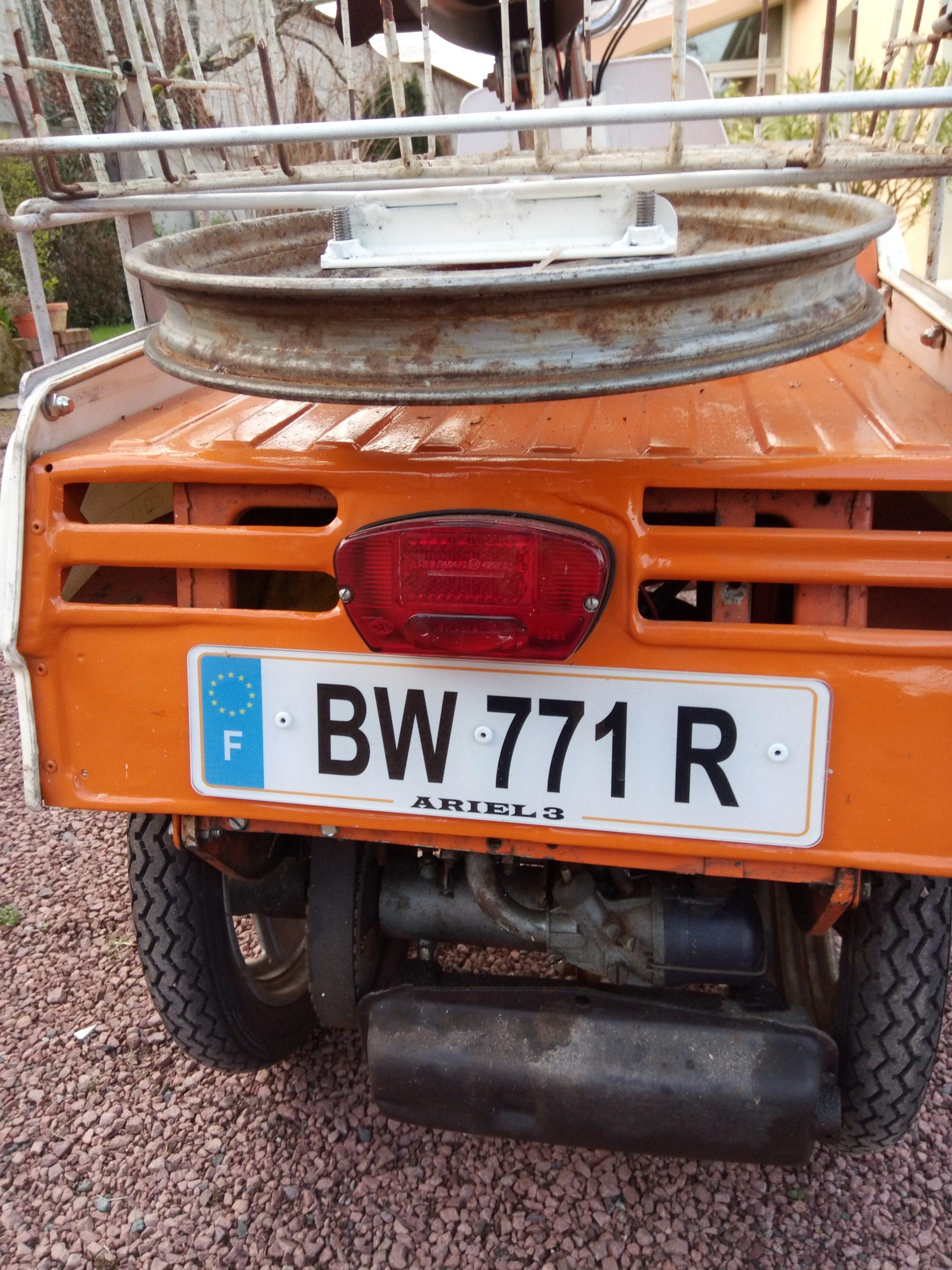 BW 711 R